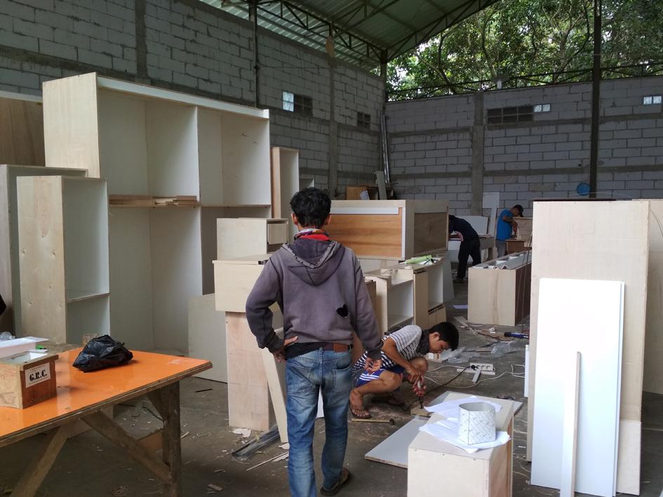 Jasa Pembuatan Custom Furniture di Cilandak Jakarta