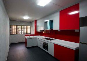 pembuat kitchen set depok