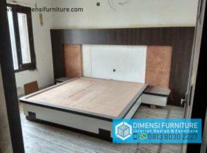 tempat tidur depok, jasa pembuatan tempat tidur depok, harga tempat tidur depok, jasa furniture depok