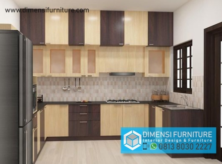 Jasa Pembuatan Kitchen Set Lebak Bulus Jakarta Selatan