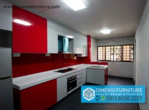 Furniture Kitchen Set, Lemari Pakaian, Partisi Ruangan Bogor
