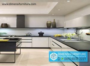 Jasa Kitchen Set Pondok Indah Minimalis Modern