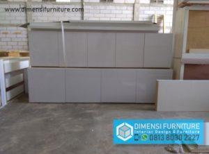 Jasa Kitchen Set dan Furniture Custom Kuningan Jakarta