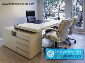 Jasa Pembuatan Meja Kantor, Meja Resepsionis Jakarta